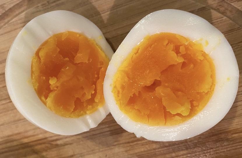 クックフォーミー ゆで卵