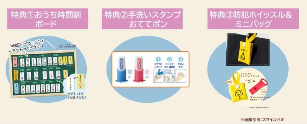 スマイルゼミ幼児コース入会キャンペーン