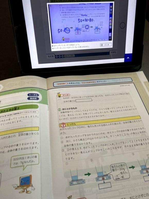 Z会中学受験コース理科