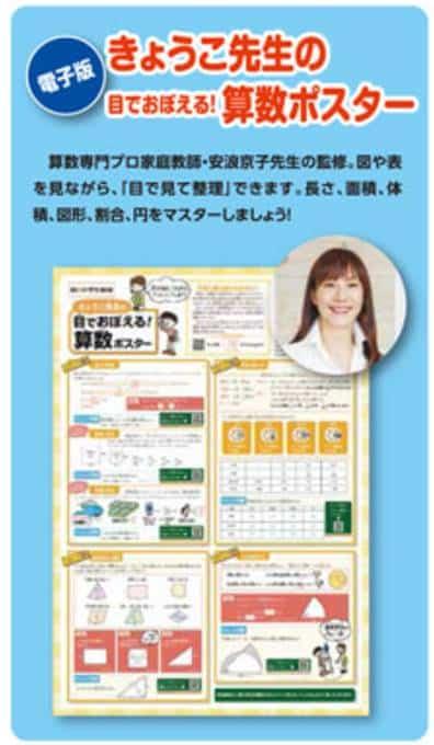 朝日小学生新聞2021夏キャンペーン特典1