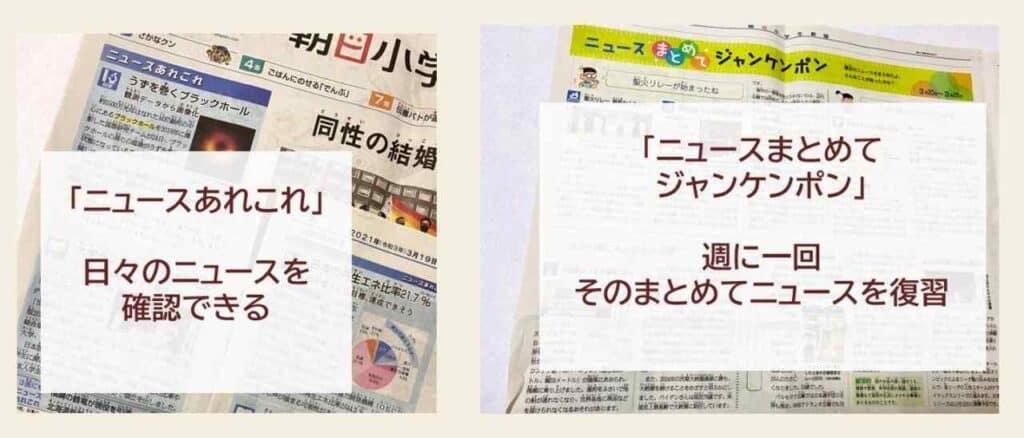 朝日小学生新聞の使い方2